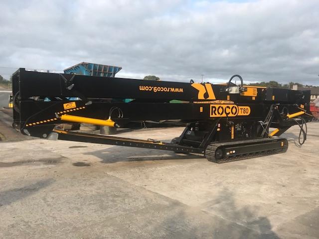 ROCO T80 Stacker