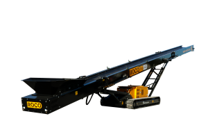 T80Agg Tracked Stacker