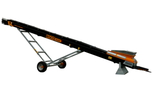 W40R Wheeled conveyor