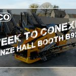 one week till conexpo 2020 roco crushers and screeners scalpers