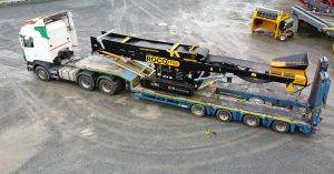 T65 Tracked Stacker Sold to Gannon Bros