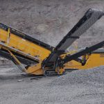 X7T Working in Primary Crushing Line