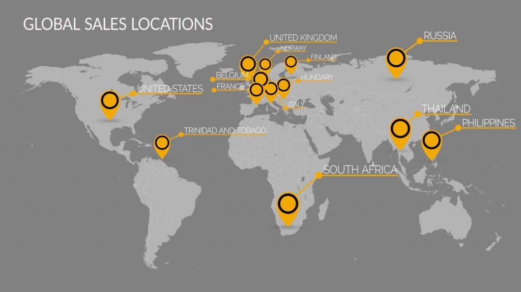 Roco 2020 Highlights Map